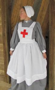 Wehavecostumes Civil War Nurse Costumes Florence Nightingale