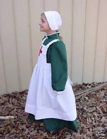 ebba57260ee31 Perfect For School Book Reports About Women Who Changed History Reenacting Civil  War Stories Halloween Pioneer Treks Clara Barton Florence Nightingale