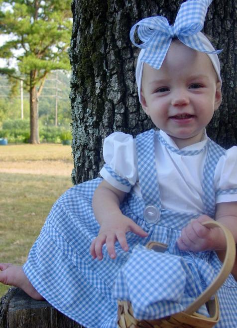 WeHaveCostumes Handmade Quality Deluxe Dorothy Costumes