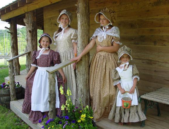 Women S Prairie Dresses